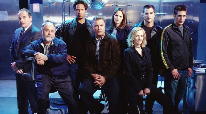 CBS CONFIRMA LA LUZ VERDE PARA 'CSI: VEGAS'