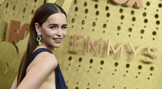 EMILIA CLARKE SE UNE AL CAST DE 'SECRET INVASION'