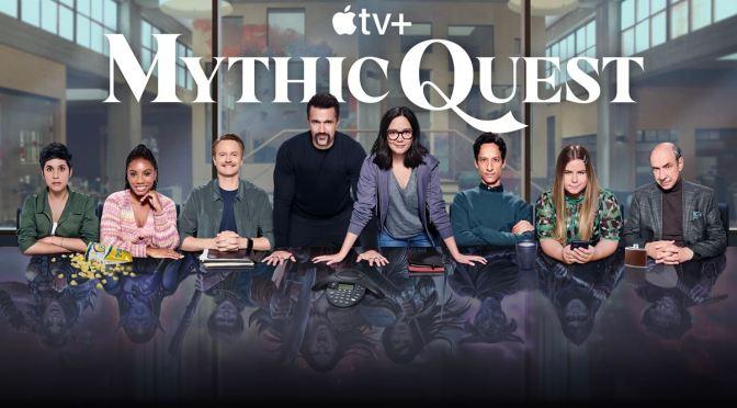 'MYTHIC QUEST' RENUEVA PARA DOS NUEVAS ENTREGAS