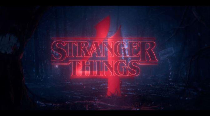 'STRANGER THINGS 4' ARRANCA SU PRODUCCIÓN