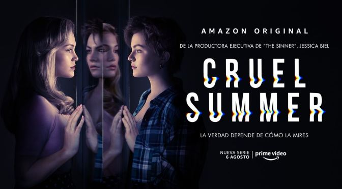AMAZON ANUNCIA FECHA PARA 'CRUEL SUMMER'