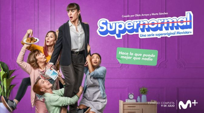 MOVISTAR ANUNCIA FECHA PARA 'SUPERNORMAL'