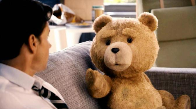 'TED' TENDRÁ SU PROPIA SERIE EN PEACOCK