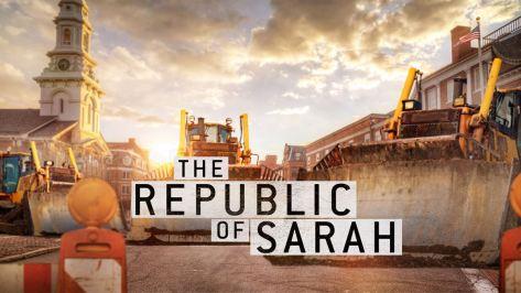 THE REPUBLIC OF SARAH (CW)