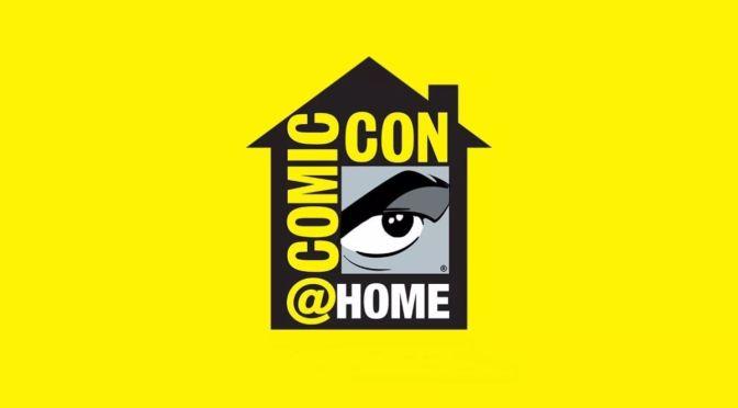 'COMIC-CON@HOME 2021': PANELES COMPLETOS