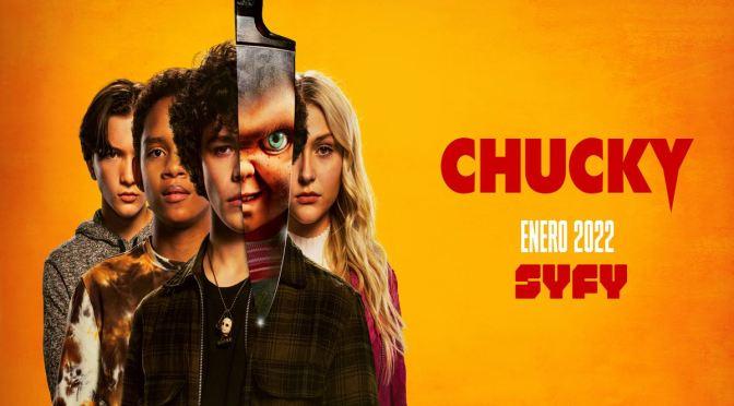LA SERIE DE 'CHUCKY' SE VERÁ EN SYFY ESPAÑA