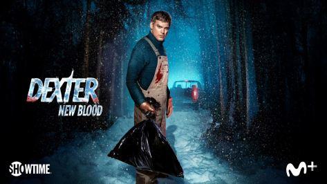 DEXTER NEW BLOOD (MOVISTAR+)