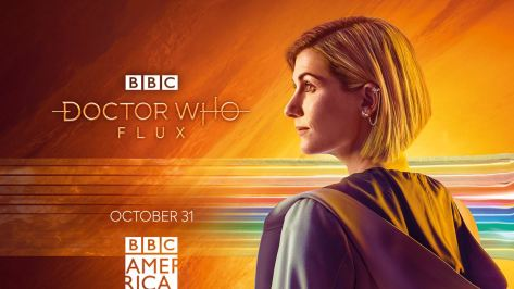 DOCTOR WHO FLUX (BBC AMERICA)