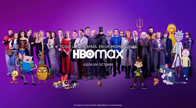 HBO MAX CELEBRA SU PRESENTACIÓN EN EUROPA