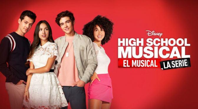 'HIGH SCHOOL MUSICAL' RENOVADA EN DISNEY+