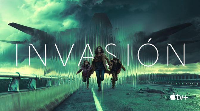 APPLE LANZA UN NUEVO TRÁILER DE 'INVASION'