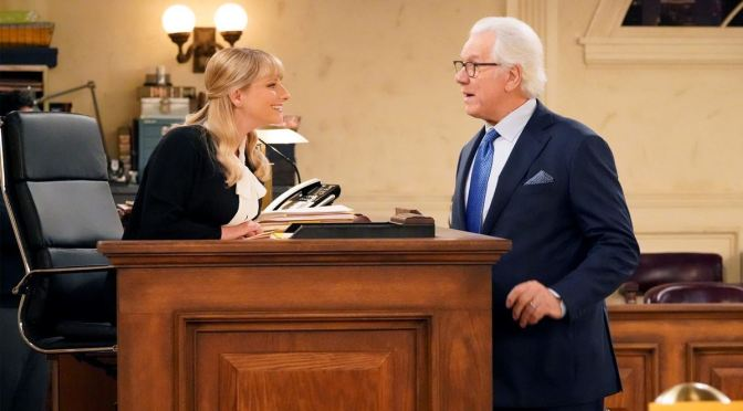 'NIGHT COURT' RECIBE LUZ VERDE EN NBC