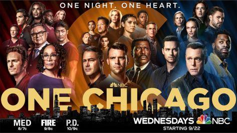 ONE CHICAGO 2021 (NBC)