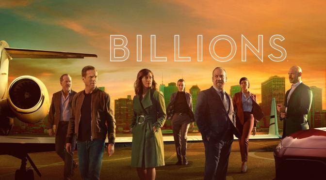 'BILLIONS' ESTRENARÁ SU SEXTA ENTREGA EN ENERO