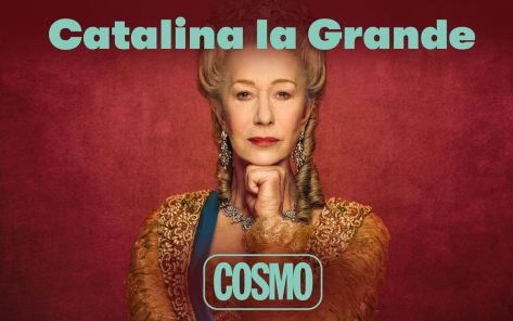CATHERINE THE GREAT (COSMO)