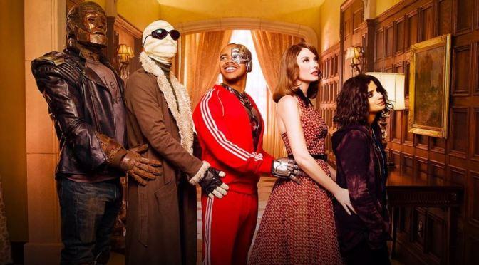 'DOOM PATROL' Y 'TITANS' RENUEVAN EN HBO MAX